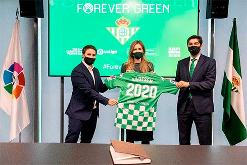 Betis launches forevergreen.