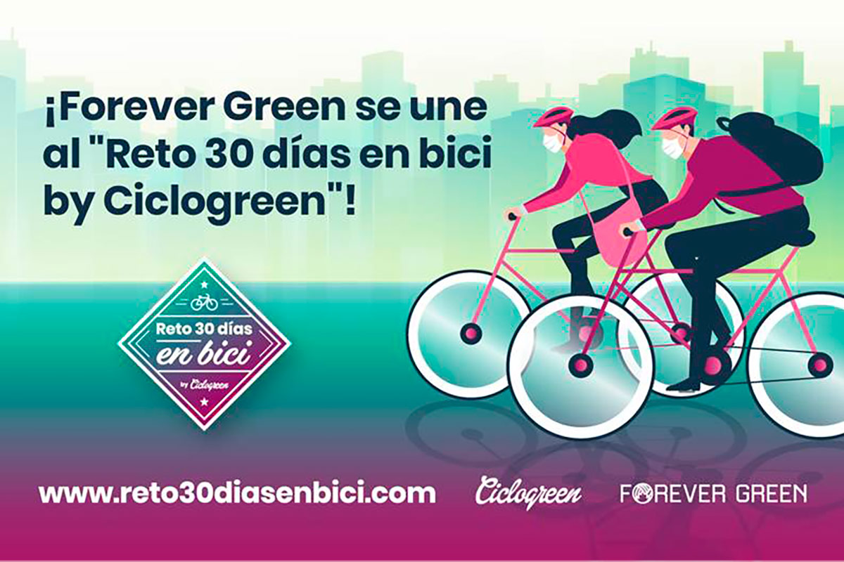Forever Green and Ciclogreen collaborate to make the world greener