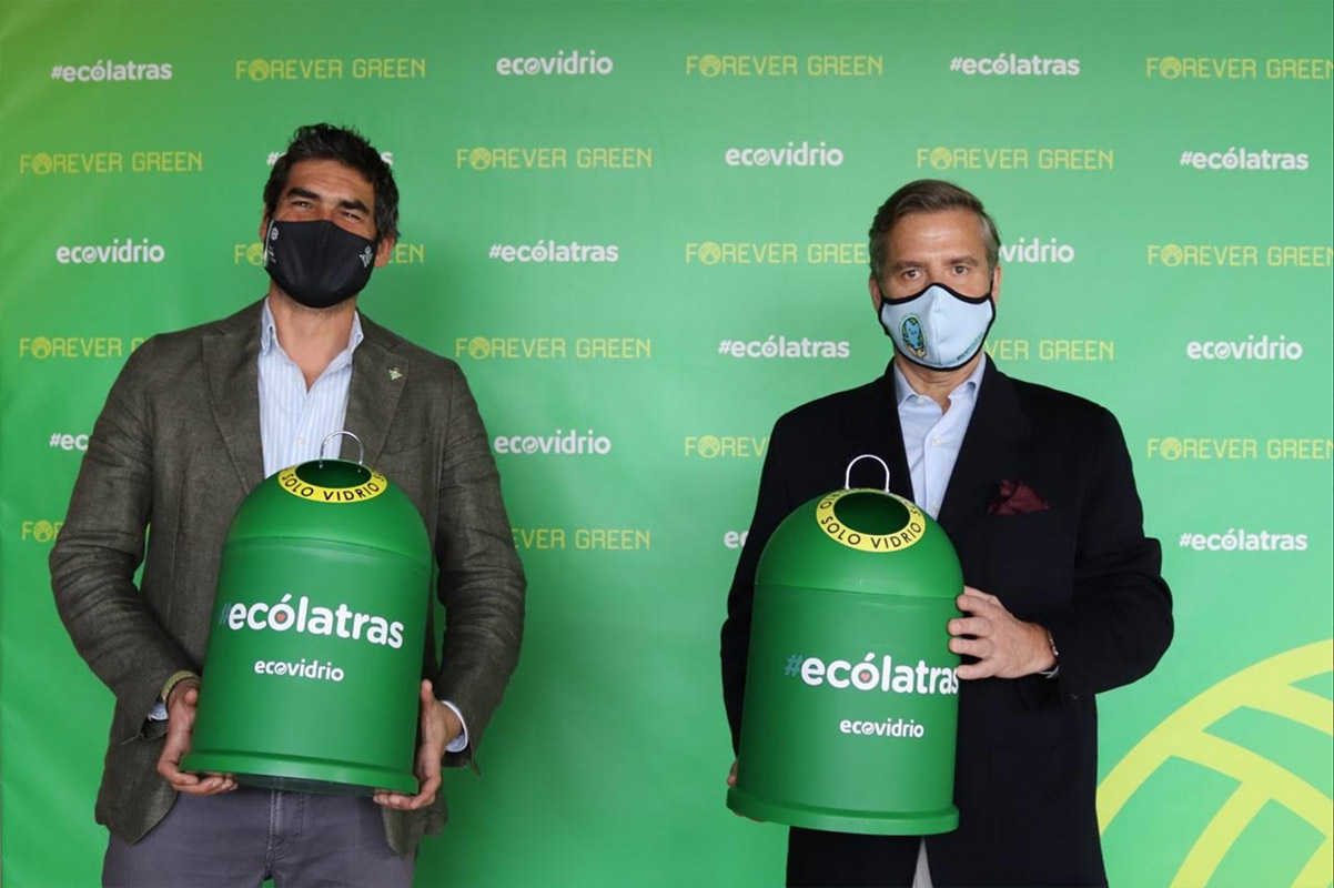 Ecovidrio and Ecólatras join the Forever Green project to reward the best sustainable initiatives.